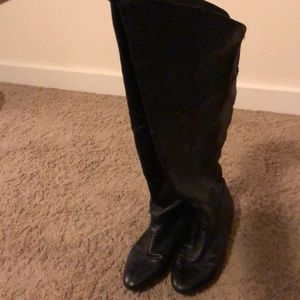 Chinese Laundry Over-the-knee boots